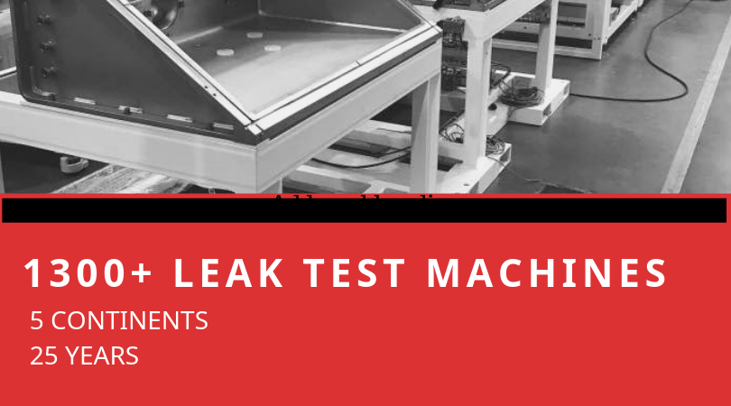 Leak Test Machines
